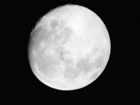 Photo de la Lune de 1997
