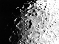 Photo du cratère Lunaire Clavius du 12/07/1997