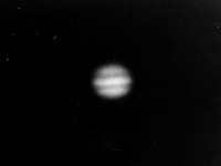 Photo de la planète Jupiter de 1997