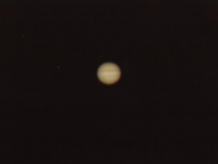 Photo de la planète Jupiter du 08/1997