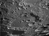 Photo du cratère Lunaire Clavius du 12/05/2011