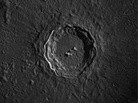 Photo du cratère Lunaire Copernic du 12/05/2011