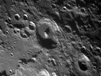 Photo du cratère Lunaire Piccolomini du 24/09/2013