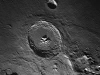 Photo du cratère Lunaire Théophile du 24/09/2013