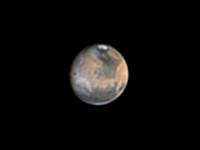 Photo de la planète Mars du 18/05/2014