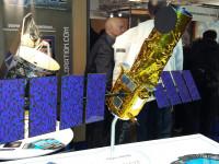 Maquettes de satellite